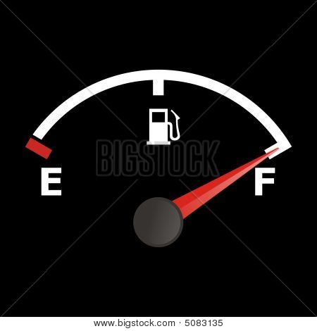 Fuel Gauge - Full