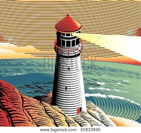 Summer Point Lighthouse