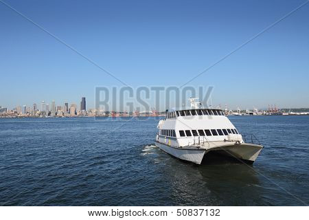 Seattle Water Taxi, Alki Beach