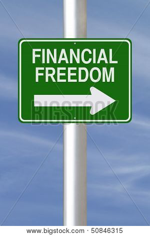 This Way to Financial Freedom