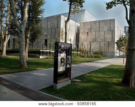 The Barnes Foundation In Philadelphia, Pennsylvania