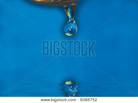 Pure Water Driping