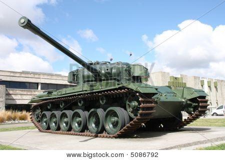 Battle Tank - Centurion