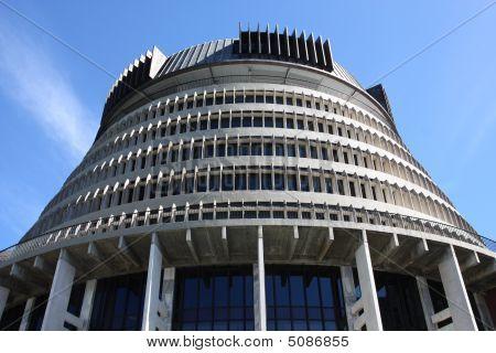 Beehive, Wellington