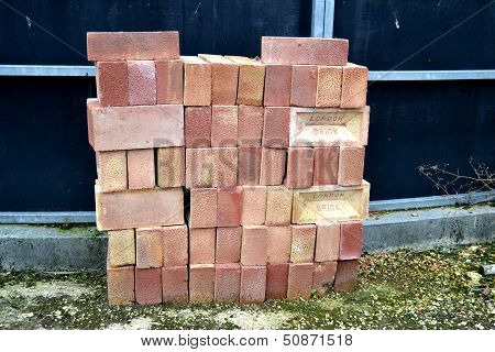 Pile of Bricks