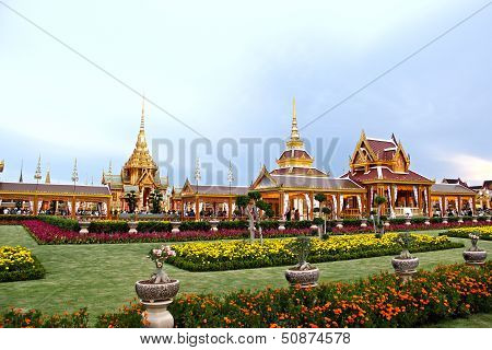 Royal Crematorium