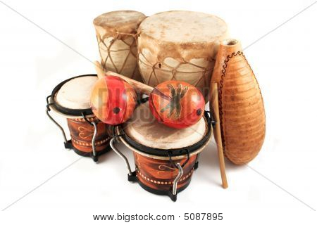 Latin Rhythm Instruments