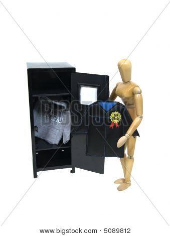 Graduate Locker