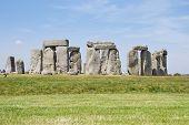 stock photo of stonehenge  - Stonehenge  - JPG
