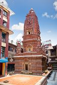 Mahabuddha temple in Patan, Kathmandu, Nepal. Mahabuddha temple is dedicated to Siddhartha Gautama,