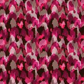 picture of gobelin  - Abstract modern stylish pink animal seamless web or fabric pattern - JPG