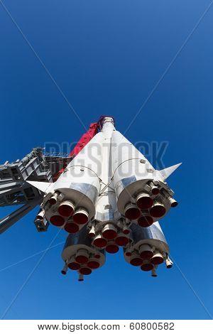 Rocket East Side And Bottom