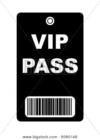 Black Vip Pass