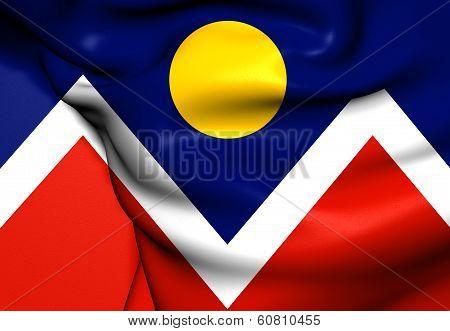 Flag Of Denver
