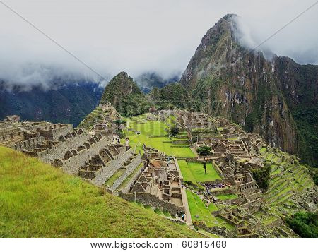 Machu Picchu, Cuzco, Peru, New Seven Wonder Of The World