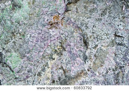 Granite Pink And Green