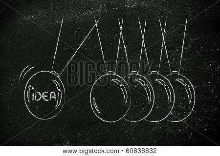 Balance Balls Symbol