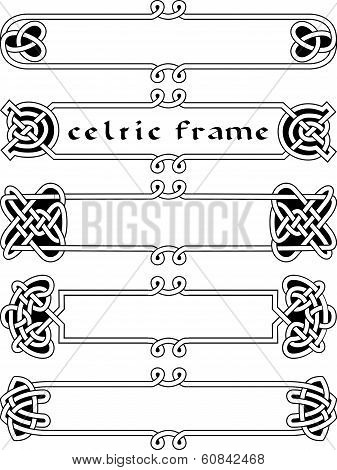 Set Celtic Frame