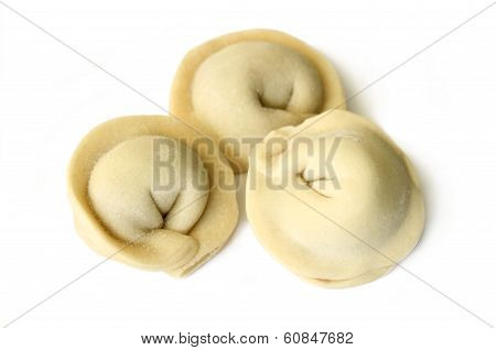 Three Raw Dumplings