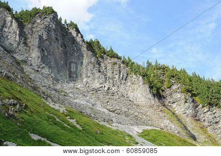 The Cliff Face