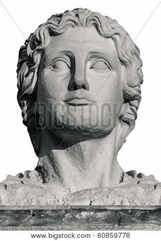 Greek Leader Alexander The Great