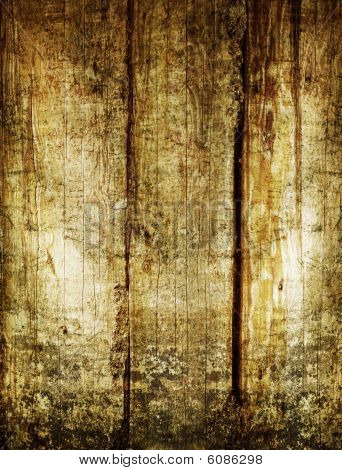 Grunge Wooden Texture Clip-art