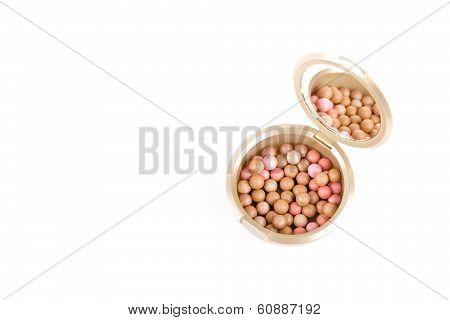 Blush in balls