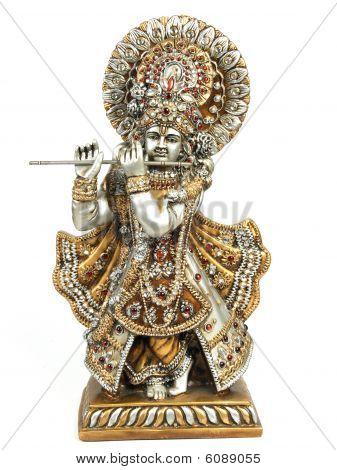 Idol of lord krishna