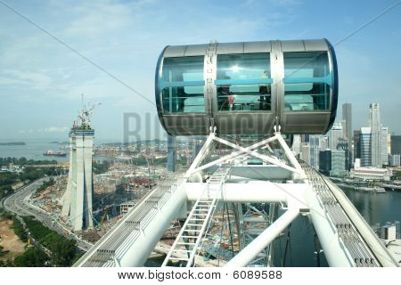 Singapore  Ferries Wheel