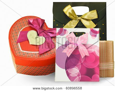 Gift Packaging, Boxes And Packages
