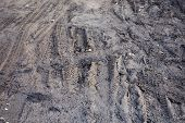 Mud Dirt Track Background