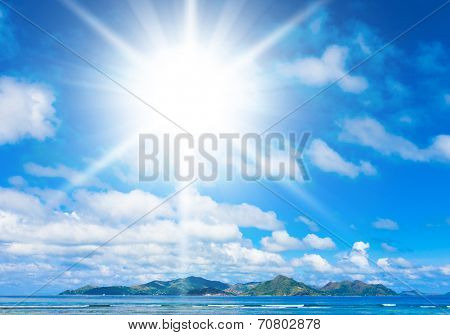 Scene under the Sun Oblivion Waters