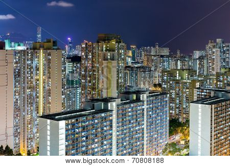 Hong Kong city life