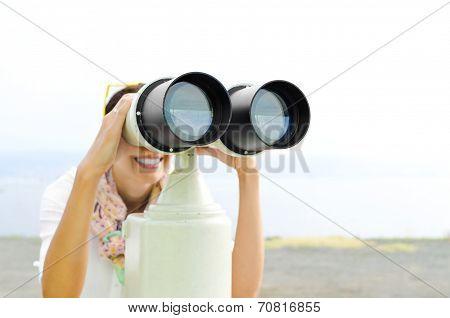 Binoculars Or Telescope