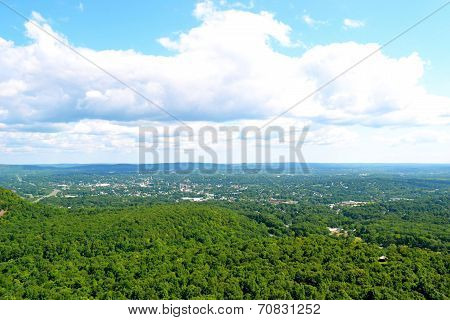 Connecticut Skyline