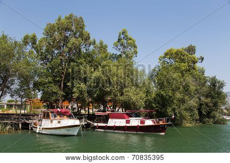 Boat Tours In Dalyan
