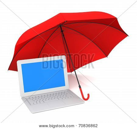 Computer Protection And Umbrella