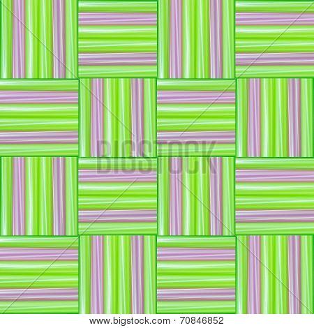 Colorful Straws Pattern