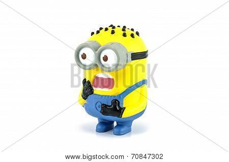 Minion  Tom Babbler
