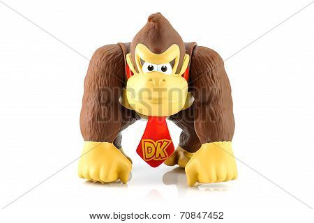 Donkey Kong Figure Character