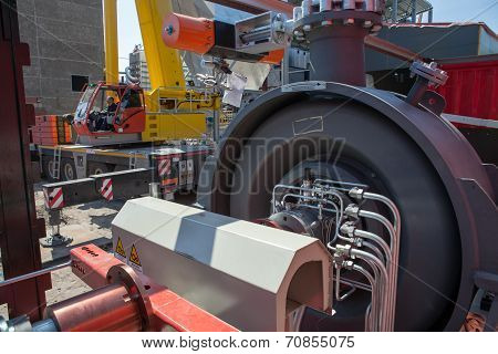 Turbine Close Up