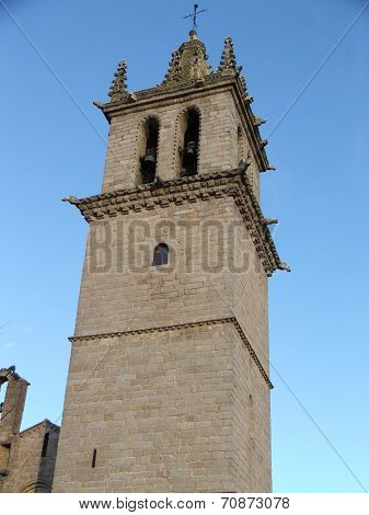church tower, Gothic