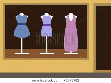 Boutique, Women's Clothing Shop