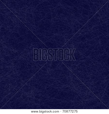 Blue Scratchy Digital Painting Abstract Background