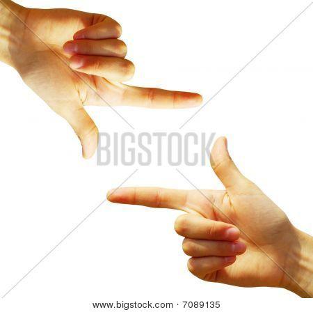 Hands Fram