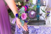 picture of dowry  - Bridesmaids flowers - JPG