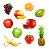pic of gourmet food  - Fruits - JPG