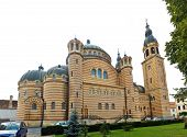 foto of sibiu  - sibiu city romania Orthodox holy Trinity church - JPG