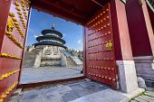 image of gates heaven  - Beijing - JPG