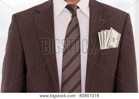 Corrupted Businessman.